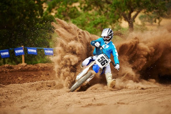 2 Stroke Dirt Bike Wallpaper