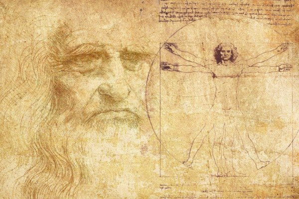 Leonardo Da Vinci Wallpaper