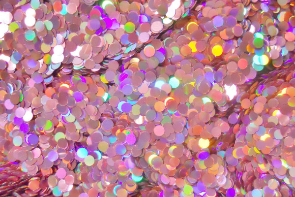 Holographic Glitter Wallpaper