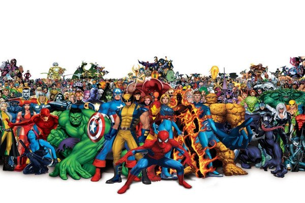Marvel Universe Wallpaper