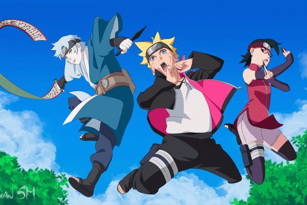 Boruto Naruto Next Generations Wallpapers Top Free Boruto Naruto Next Generations Backgrounds Wallpaperaccess