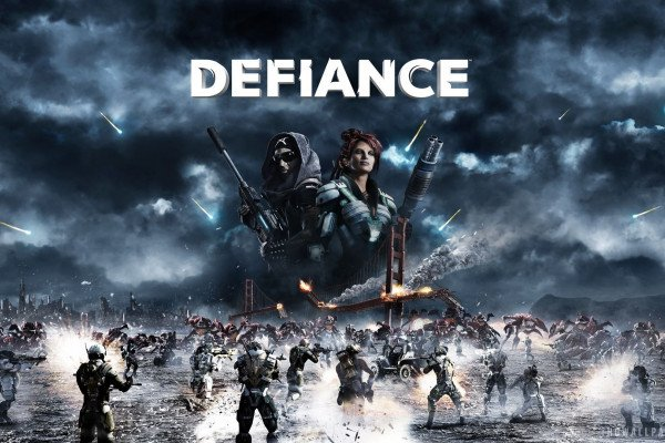 Defiance Game Wallpaper