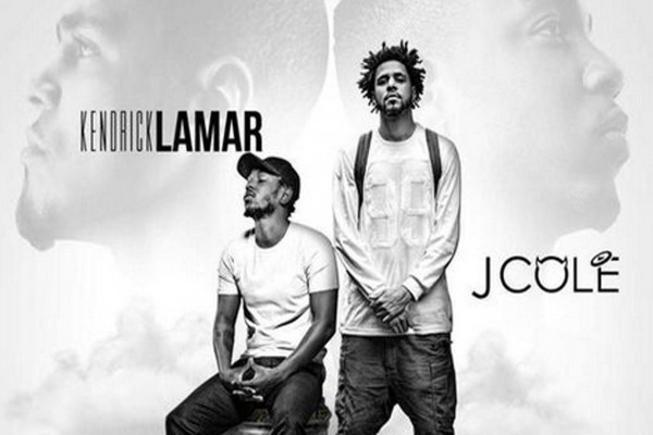 J. Cole and Kendrick Lamar Wallpaper