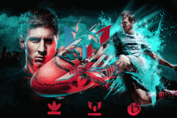 Lionel Messi Cool Wallpaper