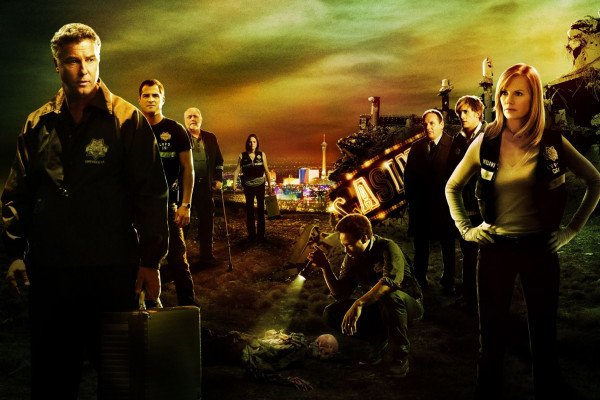 CSI TV Show Wallpaper