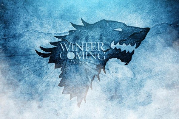 Winter Is Coming Game of Thrones Wallpaper