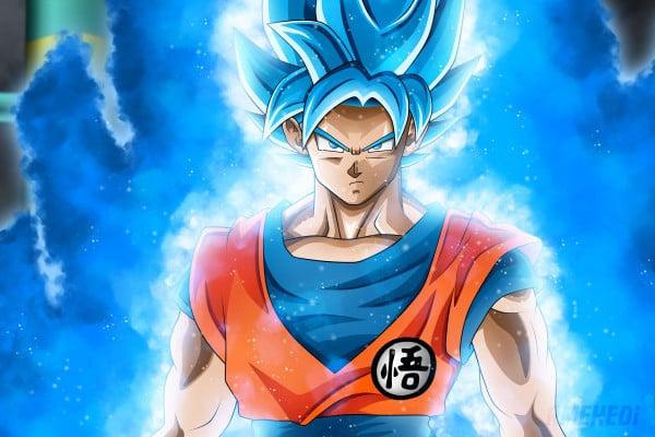 Sun God Goku Wallpapers Top Free Sun God Goku Backgrounds