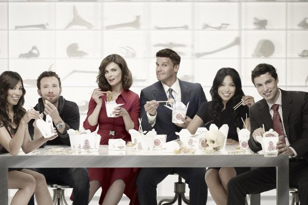 Bones TV Show Wallpaper