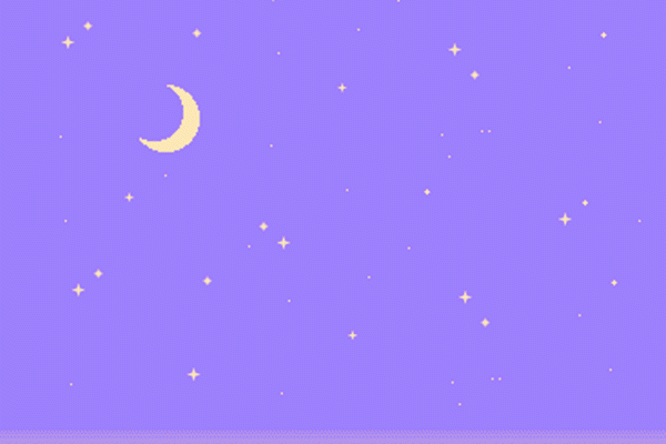 Purple Pastel Aesthetic Wallpaper