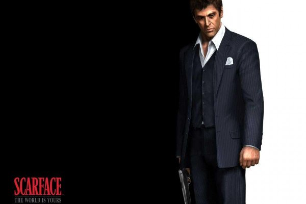 Scarface Game Wallpaper