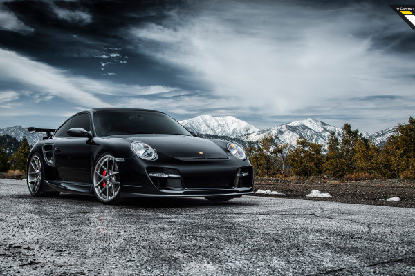 911 Turbo Wallpaper