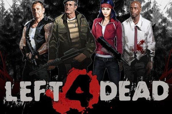 Left 4 Dead 2 iPhone Wallpaper