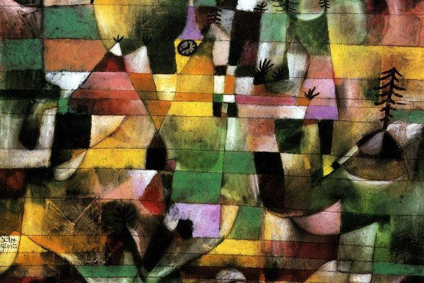 Paul Klee Wallpaper