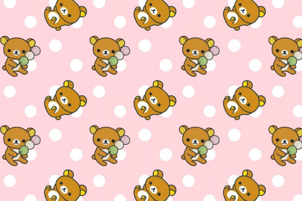 Kawaii Pastel Laptop Wallpaper